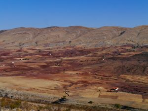 Le Cratère de MARAGUA ou la galère