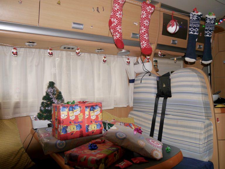 Noël sur la Carretera Austral