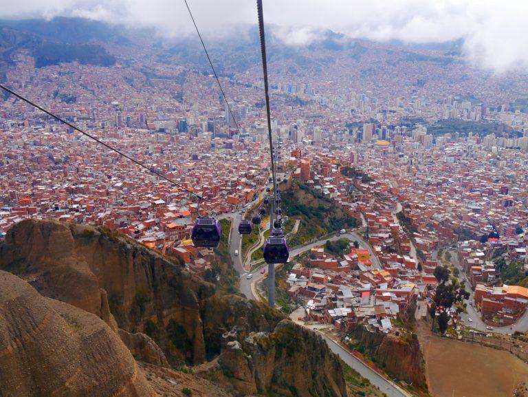 La Paz (01-04/04)