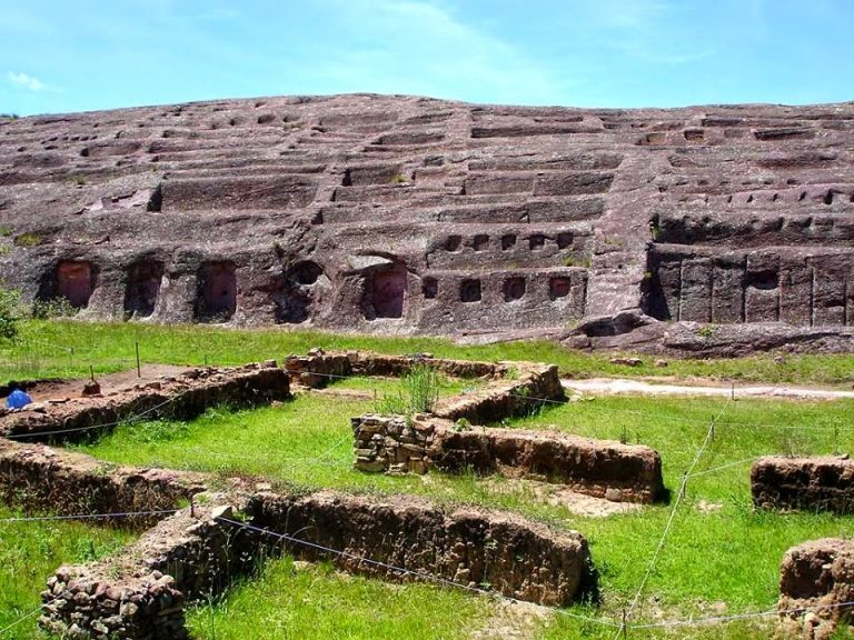 SAMAIPATA et les ruines préincas d'EL FUERTE 16/08