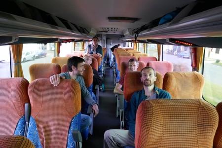Un bus rien que pour nous