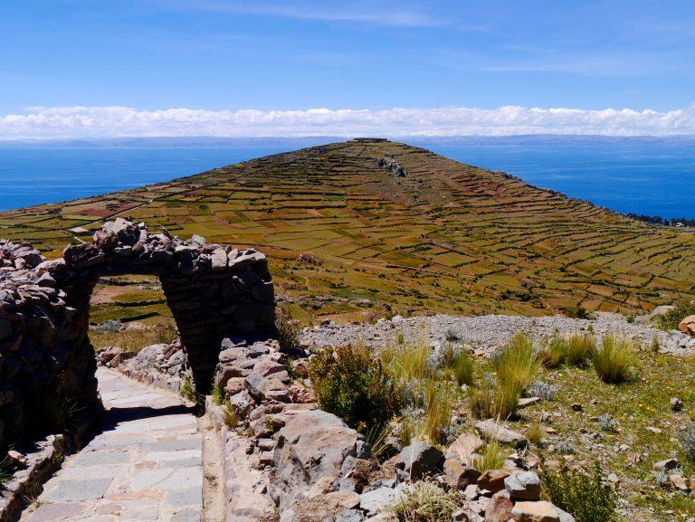 Lac Titicaca, entre Bolivie et Pérou (06-09/04)