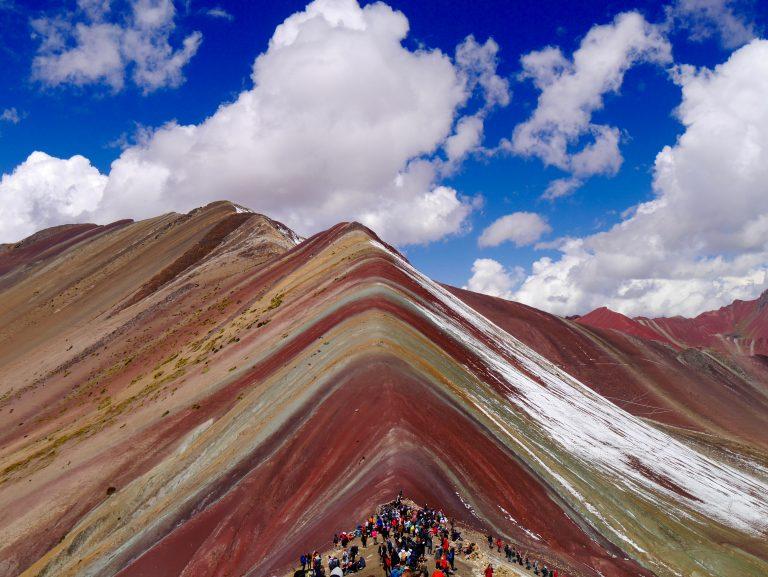 Montagne VINICUNCA aux 7 couleurs (10/04)